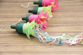 party poppers flower party poppers a subtle revelry