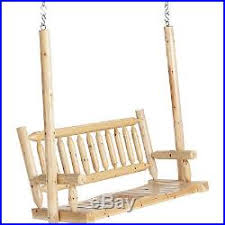 deluxe garden swings