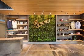 danner lifestyle concept store portland oregon retail design