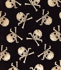 the witching hour halloween velvet fabric 58