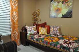 Ikat Home Decor by Decor Tips Vibrant Ikat Curtains Beautify Your Home Interior Cool