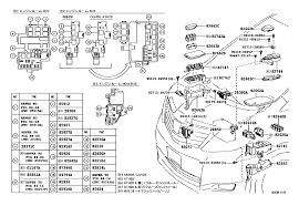 toyota alphard vellfire hv ggh20w prtqk 85927g relay air