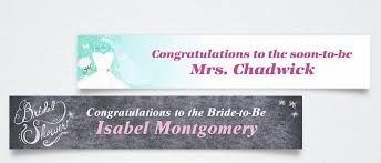 wedding congratulations banner custom wedding bridal shower bachelorette party banners party