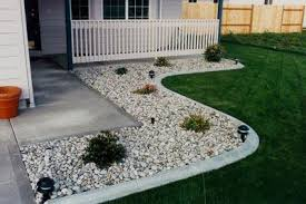 white rocks for landscaping contemporary design stones terrific 16
