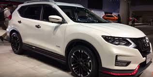 nissan rogue nissan rogue gets nismo body kit in japan during x trail mid life