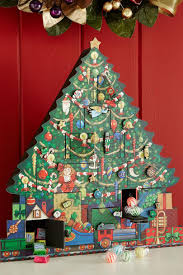 heirloom advent calendars for a classic christmas southern living