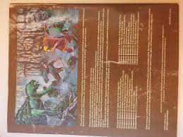 Tomb Of Horrors Map Against The Cult Of The Reptile God An Adventure For Character