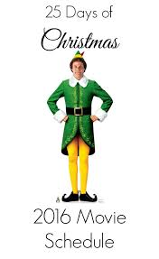 abc family freeform 25 days of christmas schedule momma lew