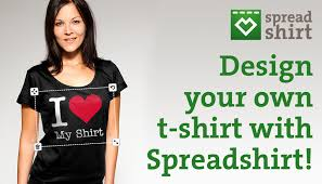 your own t shirt and custom t shirts spreadshirt
