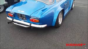 alpine a110 for sale renault alpine a110 1600s u0026 alpine gta in montluçon youtube