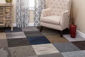 peel and stick assorted carpet tile nance floors