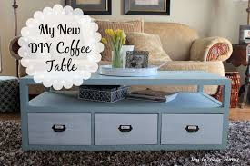 Diy Storage Coffee Table by Diy Storage Coffee Table