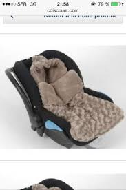nid d ange pour siege auto couverture nid d ange juillet 2014 babycenter