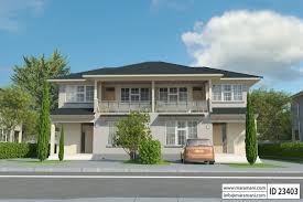 bedroom duplex house plan id 23403 house designs by maramani