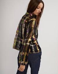 cynthia rowley blouse metallic plaid bow blouse cynthia rowley