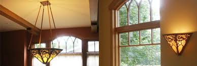 Mission Style Wall Sconce James Mattson Coppercraft Lighting Oak Park Home U0026 Hdwr