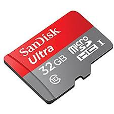 professional ultra sandisk 32gb microsdhc card for