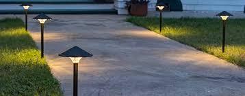 led light design wonderful led path lighting outdoor path