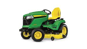 x500 select series lawn tractor x590 54 in deck john deere us