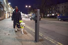 responsive street furniture urban design for u201csmart city u201d blind