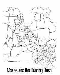 joshua and the promised land coloring page coloring home