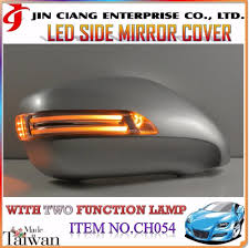 lexus is350 japanese to english body kit for lhd lexus is250 is350 led side rear door mirror cover
