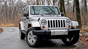jeep sahara silver 2012 jeep wrangler unlimited sahara review notes plush for a