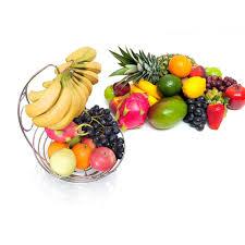 modern fruit holder superior metal fruit basket banana rack fruit rack storage basket