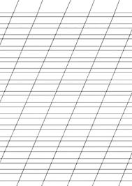 russian handwriting worksheet practice прописи три вида линейка