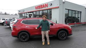 red nissan rogue check out the nissan rogue midnight edition at haddad nissan youtube