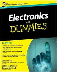 electronics for dummies uk edition amazon co uk dickon ross