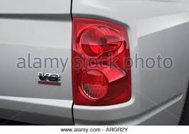 98 dakota tail lights 2007 dodge dakota slt in silver rear seats stock photo 16053750