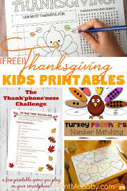 thanksgiving activities for archives print me baby