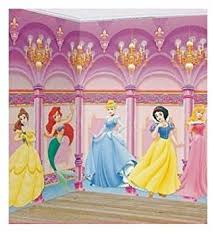 deco chambre princesse disney de chambre princesse disney decoration murale amazon fr