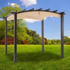 Sunbrella Patio Umbrella Replacement Canopy by Replacement Canopy For Arched Pergola Sunbrella Garden Winds