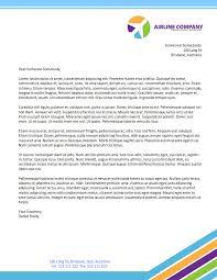 Business Letterhead Design Vector Company Letterheads Business Card U0026 Letterhead Letterhead