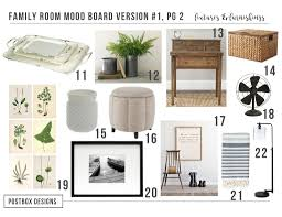 farmhouse family room makeover 10 fixer upper items to include