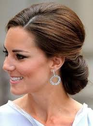 kate middleton s shocking new hairstyle kate middleton s twisted updo at military service event get her