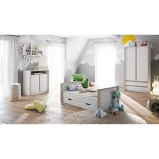 babyzimmer weiß grau babyzimmer kinderzimmer babymöbel komplettset nandini