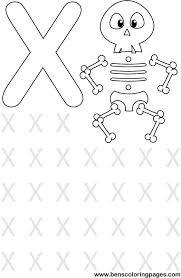 letter coloring pages getcoloringpages