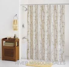Hotel Shower Curtains Hookless Curtains Hookless Shower Curtain Walmart Hotel Shower Curtains