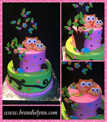 Owl Theme by Owl Themed Baby Shower Cake Owl Cake 013 Baby Shower Diy