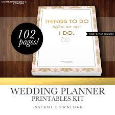 Wedding Planning Organizer Relieving Personalized Wedding Organizer Exclusive Wedding Planner