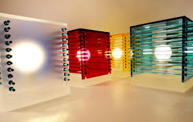 Cool Table Lamps Design For Home Interior Lighting Cubes Of Color - Table lamps designs