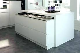 meuble cuisine avec table escamotable meuble cuisine avec table escamotable redoutable meuble table de