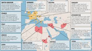 syrian refugees which countries welcome them which don t