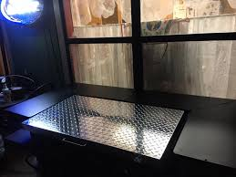 blackstone griddle surround table griddle cover plate aluminum for 36 inch blackstone