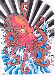 Octopus Tattoo Ideas 553 Best Ink Images On Pinterest Octopus Tattoos Tattoo Ideas