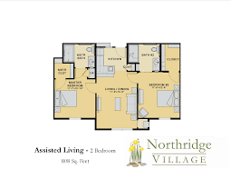 assisted living northridge village