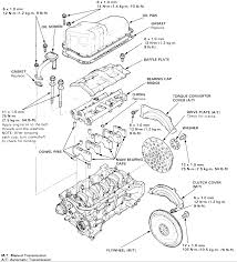 honda accord engine diagram diagrams engine parts layouts